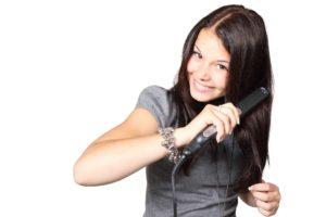 healthy curly hair tips