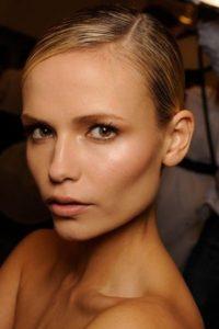 vaseline as cheekbone highlighter