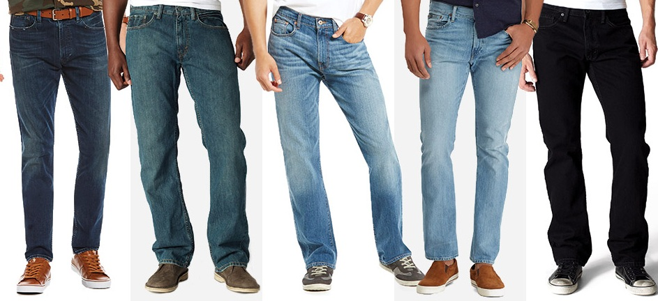 jeans styles for men